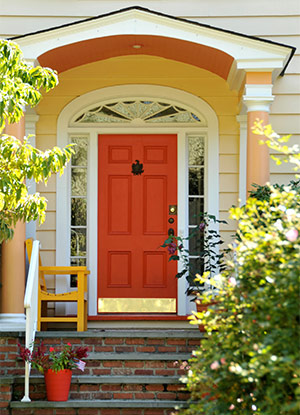 replacement door installation in Michigan and Illinois